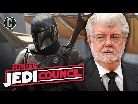 Will George Lucas Direct an Episode of The Mandalorian? - Jedi Council