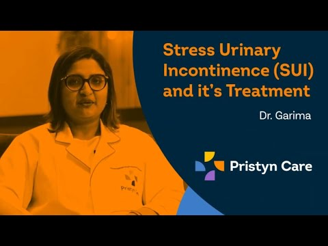 Stress Urinary Incontinence Treatment   Dr. Garima Sawhney   Best Gynecologists   Women's Health