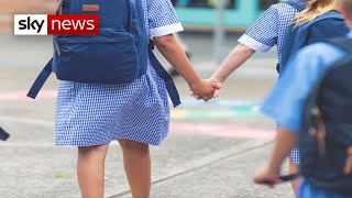 Schools to close in Scotland and Wales