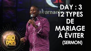 Message La Vie Surnaturelle dans votre relation- Gregory Toussaint- 12 types de marriage à éviter