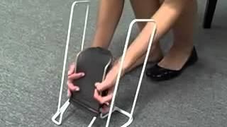 De firmesa calcetines compresión