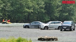 5 Senses Drive with the Volvo XC90, XC60 and S60 Cross Country - Feature