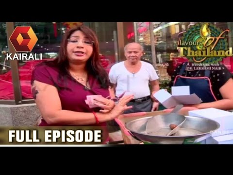 Flavours Of Thailand: China Town In Bangkok | 20th July 2016 | Episode 23