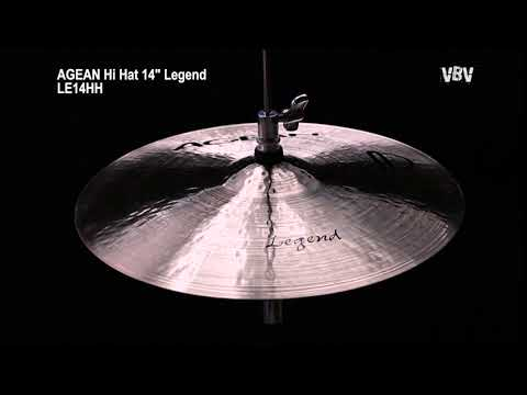 "Hi Hat 14"" Legend Video"