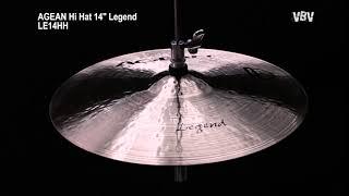 """Hi Hat 14"""" Legend Video"""
