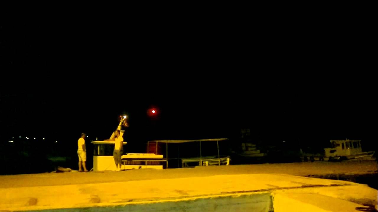 04 07 2011 erdek narlı köyü ateş topu görüntüsü - YouTube