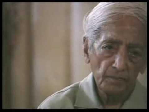 J. Krishnamurti - Brockwood Park 1984 - Scientists Seminar 1 - What is thought?