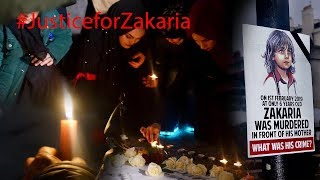 Download Video Seeking Justice In Memory of Zakaria! MP3 3GP MP4