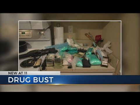 Columbus Domestic Violence Call Leads To Large Drug Bust