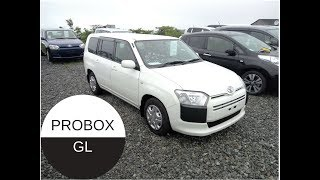 Toyota Probox GL -2014 г.рестайлинг
