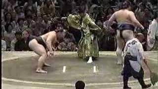 Hakuho-zensho yusho 27/05/2007-The New Yokozuna! by Makiyama