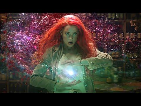 Mera - All Scenes Powers | Aquaman