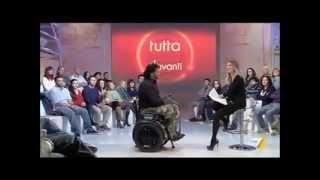 Paolo Badano Genny Mobility Tutta la Vita Davanti La 7