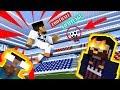 Monster School : FOOTBALL CHALLENGE Cristiano Ronaldo vs Leo Messi - Minecraft Animation