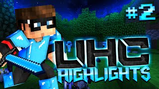 Minecraft UHC Highlights #2: Promise I'm Not Drunk Thumbnail