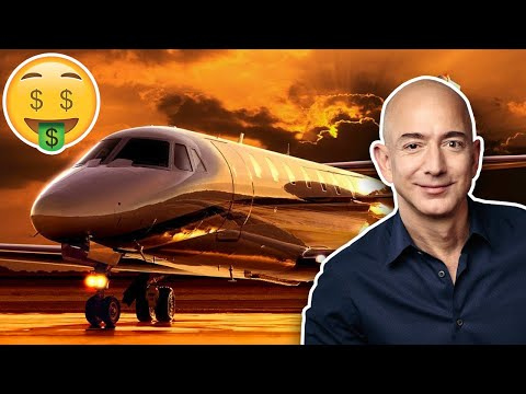 7 Most Expensive Private Jets Owned By BILLIONAIRES!