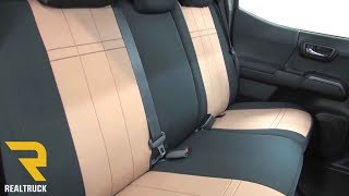 How to Install CalTrend Custom Tailored Seat Covers
