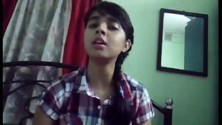 Man mohana song From jodha Akbar cover by Bahar Adhikary