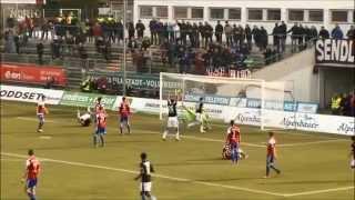 SpVgg Unterhaching 1:3 FC Hansa Rostock 24.Spieltag |13/14