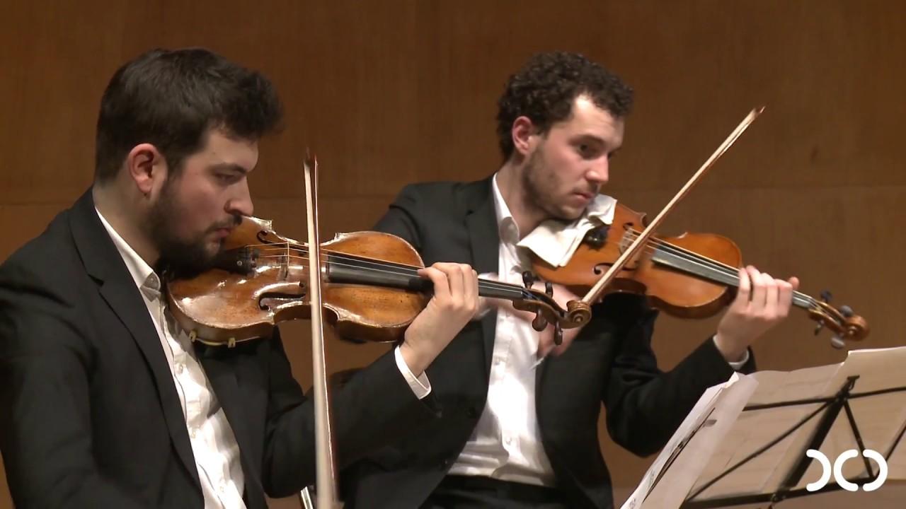 F touchard quatuor cordes n 2 orchestre de chambre - Orchestre de chambre de paris ...