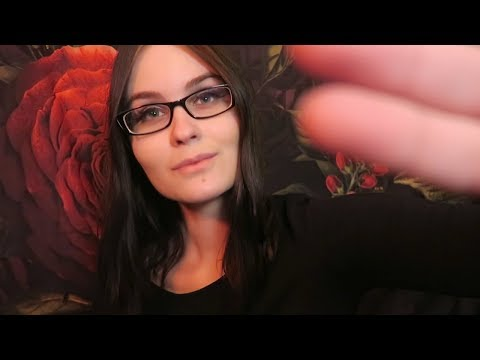ASMR Face Mapping (Face Touching, Face Massage) thumbnail