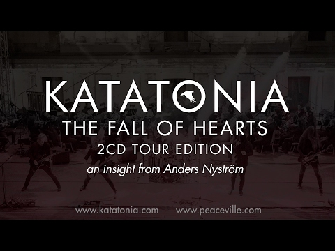 Katatonia - The Fall of Hearts (2CD Tour Edition Trailer with Anders)