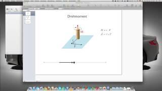Technische Mechanik 1 - Einführung Drehmoment (Video 2)