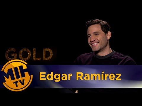 Edgar Ramirez Interview Gold