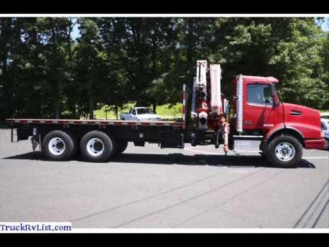 Used Crane Trucks KnuckleBoom Trucks For Sale