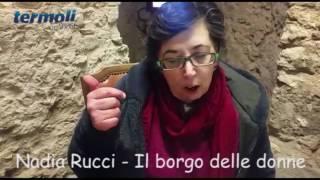 L'ultima intervista a Nadia Rucci