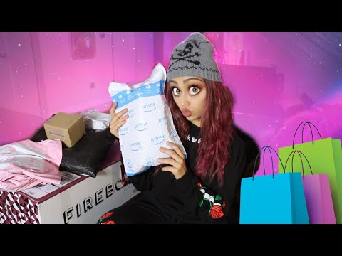 Opening Packages I Ordered While High 3   Andrea Russett