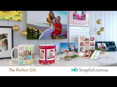 Snapfish Christmas Deals 2018 | Great Prices On Photo Books, Calendars, Mugs, Canvas And More...
