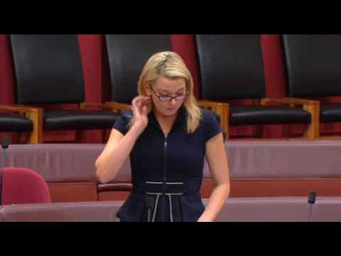 Senator Skye Kakoschke Moore 20170215
