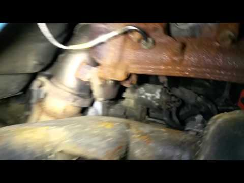LLY Duramax injector control circuit misfire cyl 7 cyl 2 pigtail ice