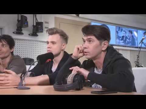 группа НА-НА | УгагаринШоу | радио Русский хит | 30/01/2018