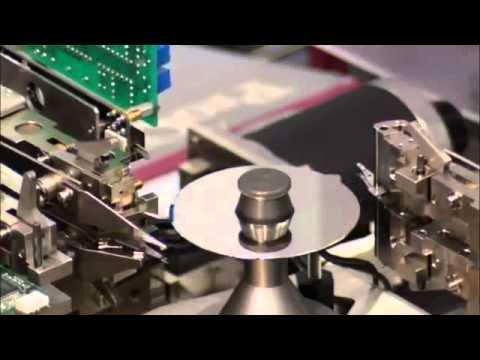 Seagate Manufacturing Process,