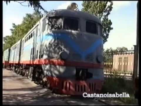 Uzbekistan -Tashkent Railway Museum