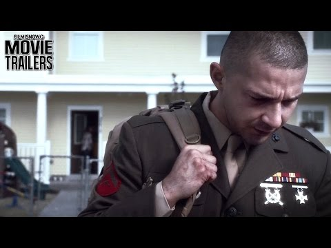 MAN DOWN Trailer - Shia LaBeouf psychological suspense thriller [HD]