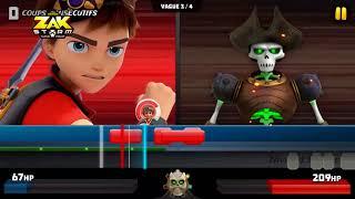 App Zak Storm Super Pirate : une aventure connectée !