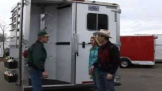 Horse Trailer Power Electric Saddle Rack