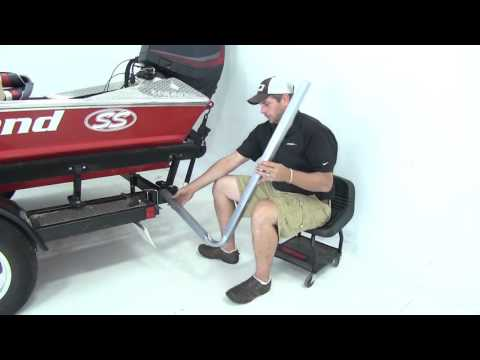 Review of the CE SMIth Boat Guide Ons with LED Lights - etrailer.com