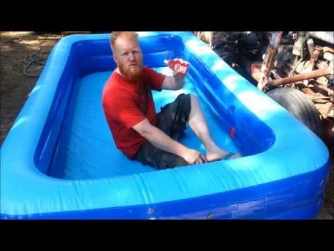 Fix Leaks inflatables Pools Rafts Towables Air mattresses Etc