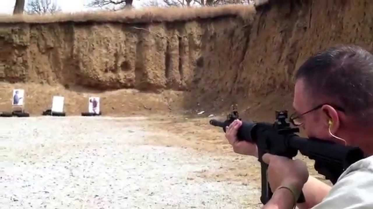 Shooting My Colt Le 6900 For The First Time At Engc 30march14 Youtube