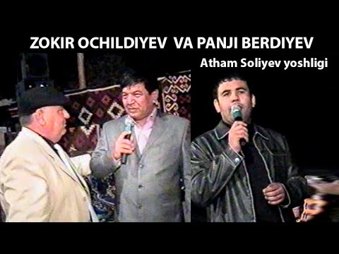 Zokir Ochildiyev Qashqadaryolik rais Panji Berdiyevga tan berdi. Atham Soliyev Qashqadaryoda to'yda