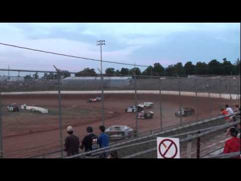 West Plains Motor Speedway B-Mod Heat 5-26-12