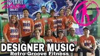 DESIGNER MUSIC | RETRO GROOVE FITNESS | DUDZ FLORDELIZA | RGF batch 23