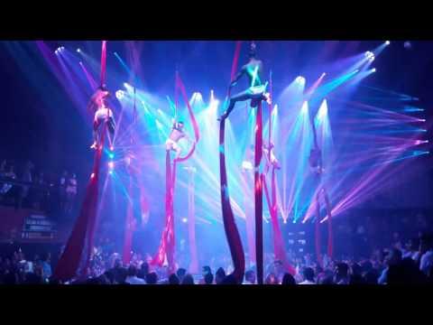 CocoBongo Show Cancun Part 1