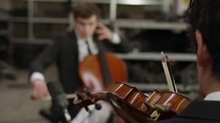 SonARTrio: Cavanna - Trio avec accordéon Nr  1, 3  Satz