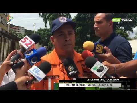 Venezuela - Protección Civil Carabobo ofrece detalles sobre Sismos registrados - VPItv