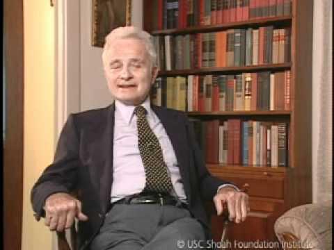 Jewish Survivor Herbert Achtentuch